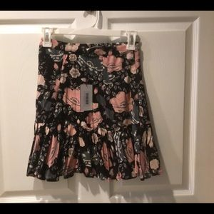 Spell & the Gypsy Winona Mini Skirt XS NWT